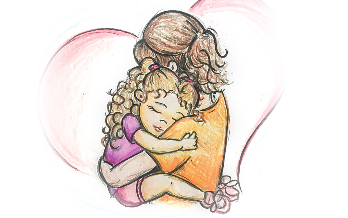 Hugs From Curls